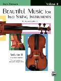 Beautiful Music for Two String Instruments, Bk 2