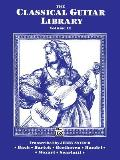 The Classical Guitar Library, Vol 2