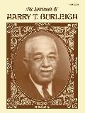 Spirituals of Harry T Burleigh High Voice