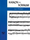 Hanon Schaum 1
