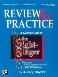 Review & Practice