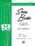 Belwin String Builder Violin Book 1