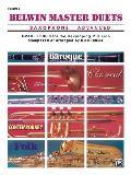 Belwin Master Duets||||Belwin Master Duets (Saxophone), Vol 2