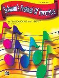 Festival of Favorites||||Schaum's Festival of Favorites