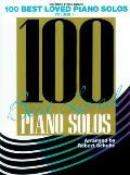 100 Best Loved Piano Solos