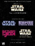 Selections from Star Wars 5 Finger Piano Solos with Optional Duet Accompaniments