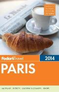 Fodors Paris 2014