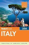 Fodors Italy 2014