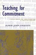 Teaching for Commitment