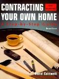 Contracting Your Own Home