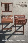 Language matters; how Canadian voluntary associations manage French and English