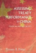 Assessing Treaty Performance in China: Trade and Human Rights