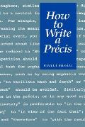 How to Write a PR'Cis