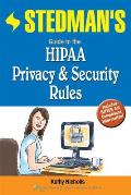 Stedmans Guide to the HIPAA Privacy Rule With CDROM
