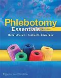 Phlebotomy Essentials: Textbook & Workbook Package