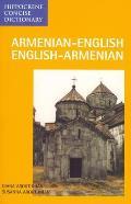 Armenian English English Armenian Concise Dictionary