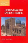 Uzbek-English/English-Uzbek Concise Dictionary