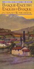 Basque English English Basque Dictionary & Phrasebook