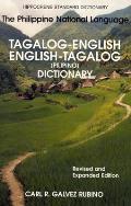 Tagalog English English Tagalog Standard Dictionary