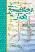 Foundations in Faith Handbook for Inquirers