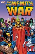 Marvel The Infinity War