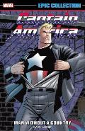 Captain America Epic Collection: Man Without a Country