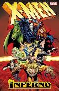 X Men Inferno Volume 1