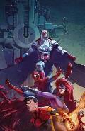 Amazing Spider Man Inhuman All New Captain America Inhuman Error