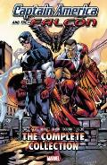 Captain America & the Falcon by Christopher Priest The Complete Collection