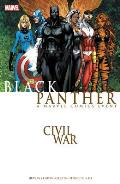 Civil War Black Panther New Printing