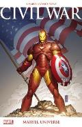 Civil War Marvel Universe New Printing