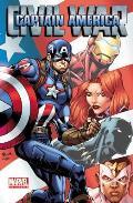 Marvel Universe Captain America: Civil War