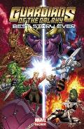 Guardians of the Galaxy Best Story Ever