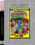 Marvel Masterworks: Captain America, Volume 8