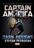 Captain America Dark Designs Prose Novel