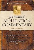 Jon Coursons Application Commentary New Testament Volume 3