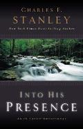 Into His Presence An In Touch Devotional