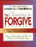 Choosing To Forgive Workbook