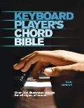 Keyboard Players Chord Bible Internal Wire O Bound