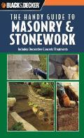 Handy Guide to Masonry & Stonework