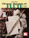 Mel Bays Classical Repertoire for Flute Volume One