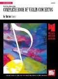 Complete Book of Violin Concertos