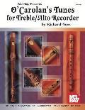 O'Carolan's Tunes for Treble/Alto Recorder