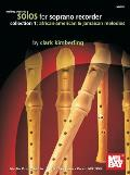 Solos for Soprano Recorder, Collection 1: African-American & Jamaican Melodies