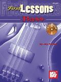 First Lessons Bass [With CD]