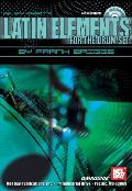 Latin Elements for the Drum Set [With CD]