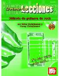 First Lessons Rock Guitar, Spanish Edition Book/CD Set