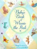 Babys Book Of Winnie The Pooh A Disney