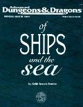 AD&D Of Ships & The Sea