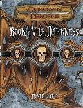 Book Of Vile Darkness D&D 3rd Edition D20